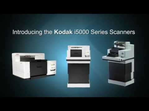 i5000 Series Scanners I Kodak Alaris Preview