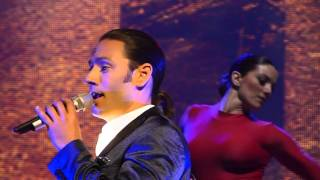 """IL Divo's Urs Buhler """"Dein ist mein ganzes Herz"""" Birmingham 07.05.16 HD"""
