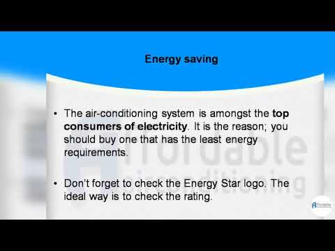 Criteria For Choosing the Best Air Conditioning Systems in Adelaide