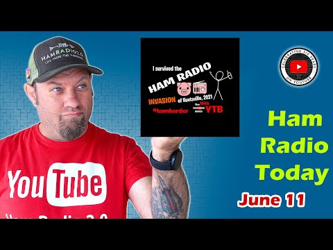 Ham Radio Today - Shopping Deals and Events for June 11