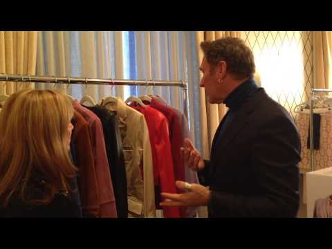 Lauren Dimet Waters of Second City Style Interviews Hal Rubenstein: 2014 Spring HSN Collection