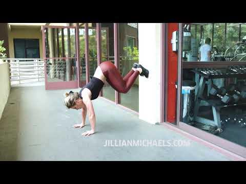 At Home Workout / Wall Exercises / Jillian Michaels
