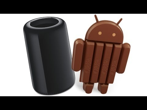 Let's Talk: New Mac Pro And Stock Android - Smashpipe Science
