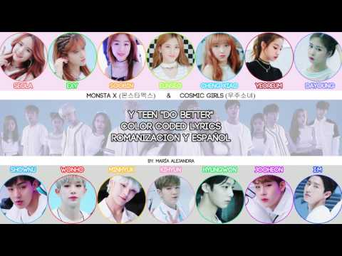 Y TEEN (Y틴) (MONSTA X & COSMIC GIRLS)