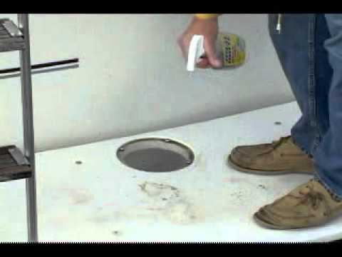 Boat Brite Bird Amp Spider Droppings Stain Remover Youtube