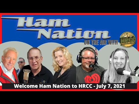 Ham Nation: Bob Is Here! Portable Ops Challenge, 4th of July Radio Fun & 3d Printing!