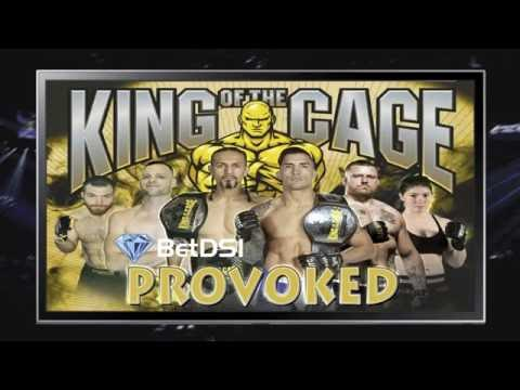 KOTC Odds | King Of The Cage Provoked Picks and Predictions
