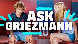 BARÇA'S BEST HAIRSTYLE? | Griezmann breaks the #90secondschallenge