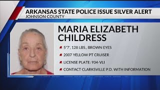 ASP Issues Silver Alert for 83-Year-Old Woman