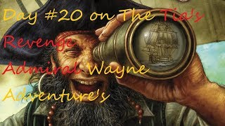 The Adventure's of Captain Wayne Day #20 Admiral Wayne