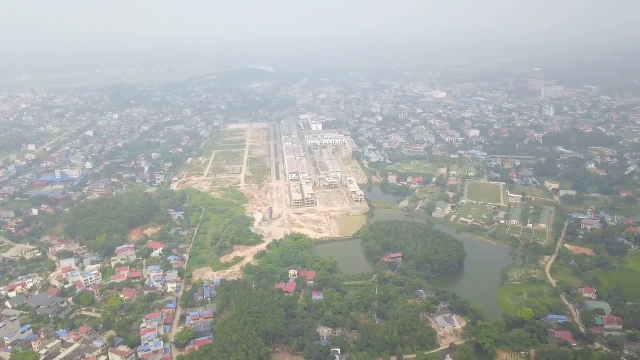 Chỉ với 200tr, sở hữu ngay căn nhà mơ ước tại khu đô thị đẳng cấp nhất TP Thái Nguyên video