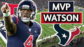 Houston Texans Deshaun Watson Film Breakdown | 2020 NFL MVP? | Michael Jordan of the NFL | CLUTCH QB