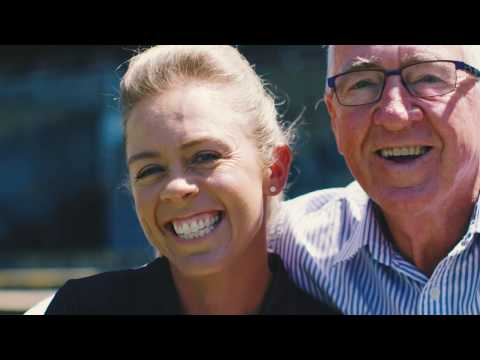 Mike Sheahan reflects on a dream achieved