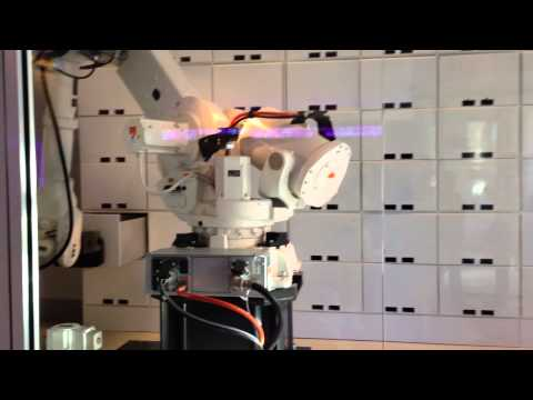 Yotel Robot2
