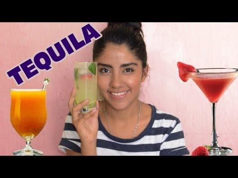 Baixar 4 Bebidas con tequila en menos de 5 minutos | Bebidas preparadas con alcohol para fiestas
