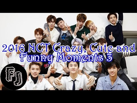 2016 NCT Crazy, Cute and Funny Moments 3