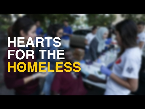 Hearts for the Homeless