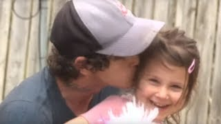 Single Dad Criticized for Bringing Daughter to Work