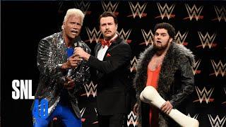 WWE Promo Shoot - SNL