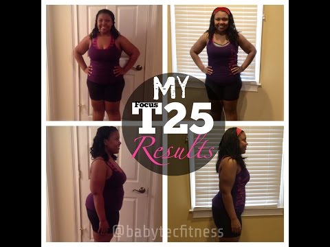T25 before and after plus size