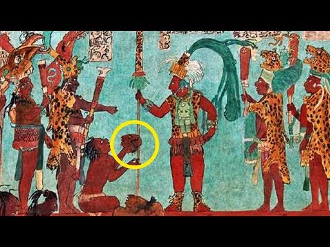 CRAZIEST Things The Mayans Did!