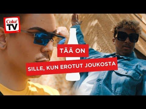 VALTTERI, ANI JA DIY RUISROCK-SWAG   #CokeTVSuomi