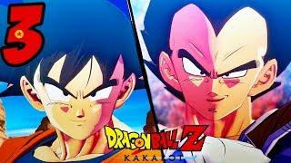 GOKU vs VEGETA - SCONTRO FINALE - DRAGON BALL Z KAKAROT [Walkthrough Gameplay ITA HD - PARTE 3]