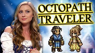 Octopath Traveler in Real Life