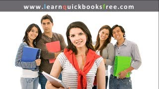 Learn Quickbooks Free - Lesson C Part 1 - Accounts Receivables