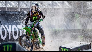 Supercross Rewind - 2018 Monster Energy Cup - 450SX Main Event