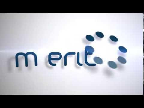 Merit Logo - Animated Logo - By animatID
