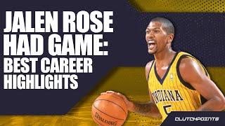 Jalen Rose Career Highlights