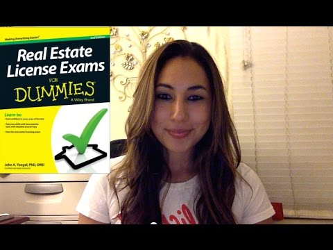 How to Pass the Real Estate License Exam - Tips