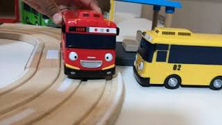 Tayo the Little Bus, Learning Street Vehicles Names and Sounds