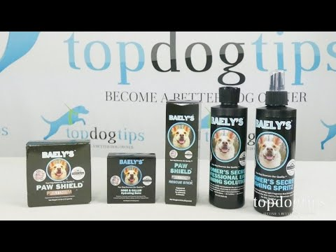 Baely's Dog Grooming Supplies Giveaway