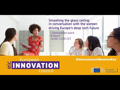 Smashing the glass ceiling: in conversation with the women driving Europe's deep tech future photo