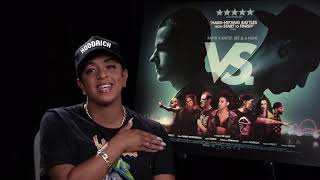 INTERVIEW: Paigey Cakey talks about new Battle Rap Film 'VS' | HDVSN