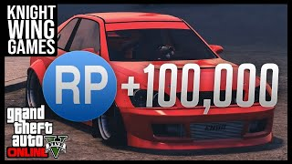 GTA 5 ONLINE: THE FASTEST WAY TO LEVEL UP   10,000 RP IN UNDER 8 MINUTES