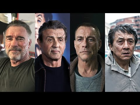 50 ACTION STARS ⭐ Then and Now | Real Name and Age 2019