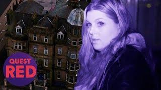 "Aggressive Spirit Tells Katrina To ""Shut Up""   Paranormal Lockdown UK"