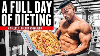 EVERYTHING I EAT IN A DAY...  An Honest Look at My Diet