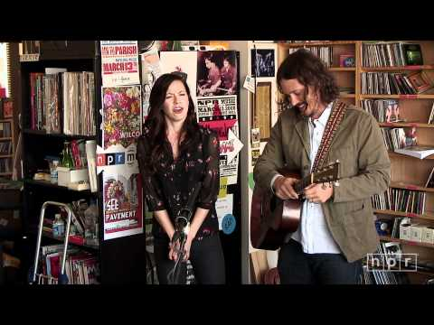 The Civil Wars: NPR Music Tiny Desk Concert