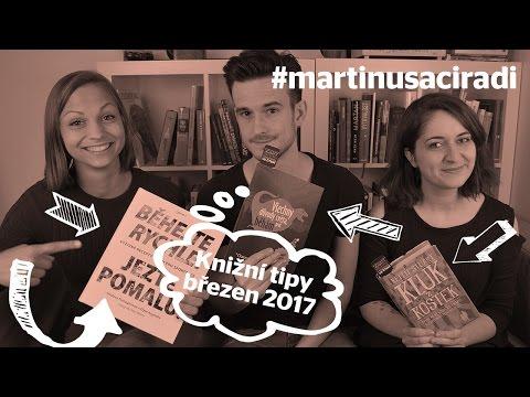 Březnové knižní tipy: Běhání, komiks, vaření, Minecraft, hrdinství #martinusaciradi