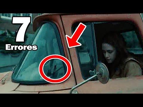 7 Errores más Increíbles de la Película Crepúsculo
