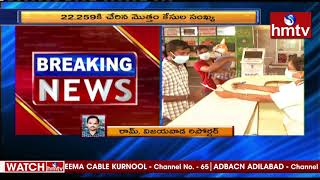 1,062 fresh Covid-19 cases registered in AP, total count c..