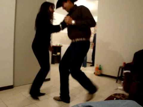 Bailando Huapangos Norteños en Monterrey