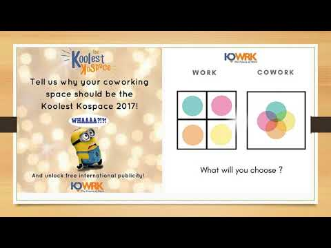 Find Coworking and Shared Office Space in Delhi- kowrk