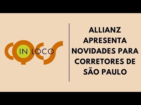 Imagem post: Allianz apresenta novidades para Corretores de São Paulo