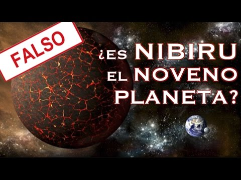 ¿Nibiru? ¿Planeta X? ¿Noveno Planeta? | MITOS ESPACIALES VIII
