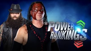 The Devil's Favorite Demon ascends into the Top 20: WWE Power Rankings, March 26, 2016
